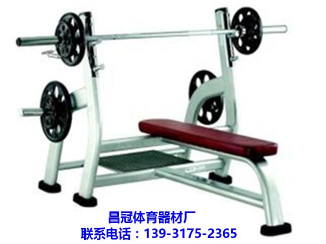 举重器材 室内健身器材举重器 举重训练器材 健身器材举重 健身器材举重床-- 盐山昌冠体育器材厂