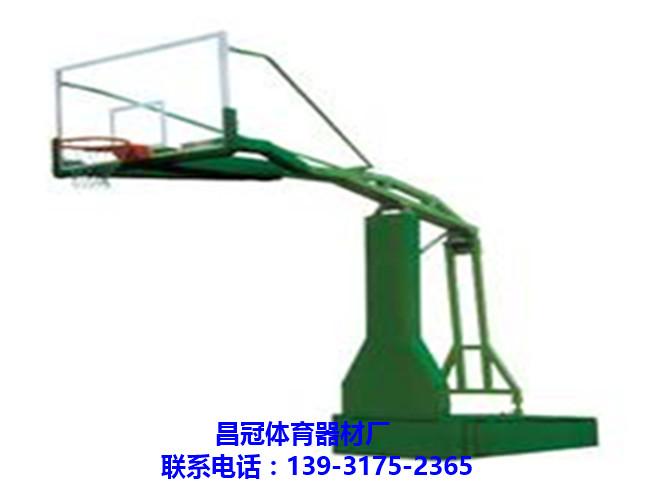 篮球架 标准篮球架 篮球架尺寸 篮球架安装 篮球架高度 移动篮球架 篮球架子-- 盐山昌冠体育器材厂