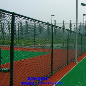 体育场围栏网 体育场围栏 体育场护栏网 体育场勾花护栏