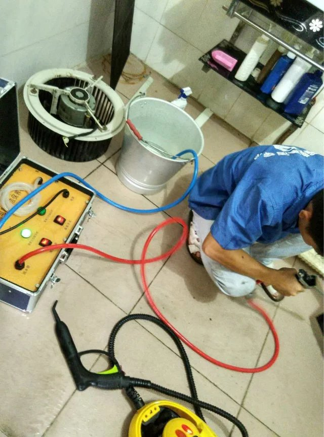 家電清洗行業越來越賺錢,找項目就來格科家電清洗-- (格科)海南美佳精細化工有限公司