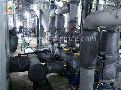 保温套阀门保温衣可拆卸保温套柔性保温衣-- 湖南威耐斯新材料科技有限公司