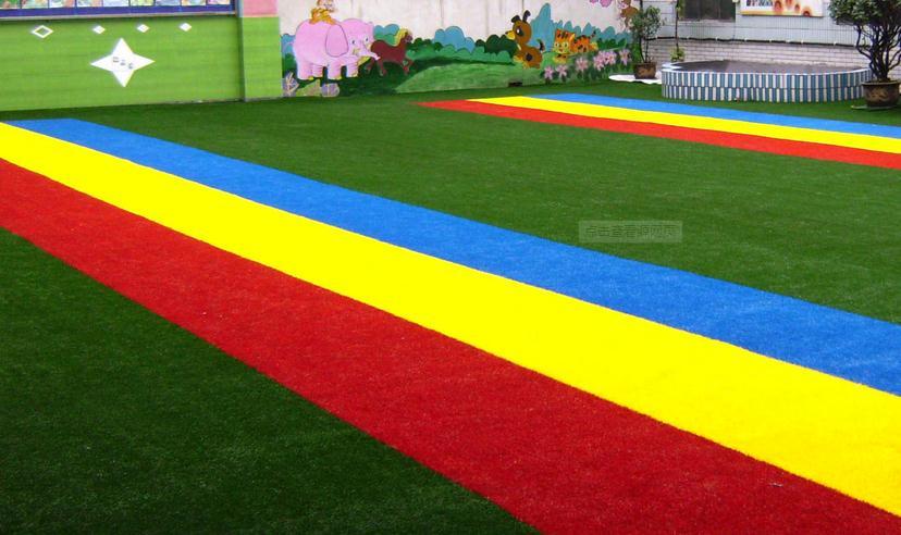 北京幼儿园人造草坪生产厂家-- 盐山昌冠体育器材厂