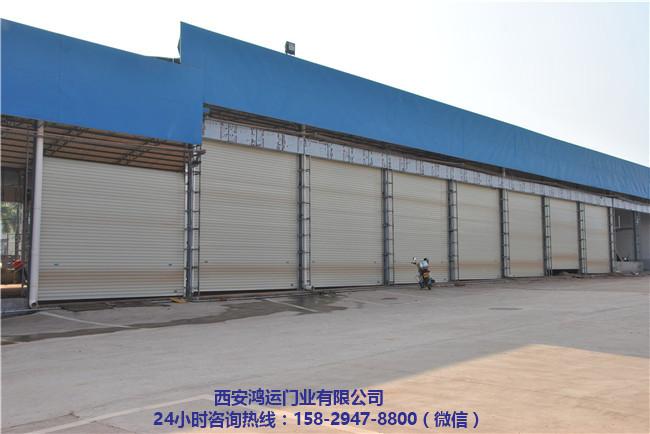 西安水晶卷閘門安裝 西安水晶卷閘門定做-- 西安鴻運門業有限公司