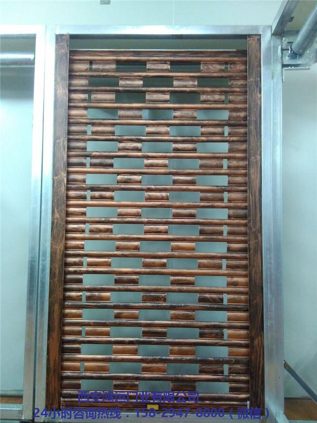 西安新型卷簾門安裝 西安新型卷簾門定做-- 西安鴻運門業有限公司