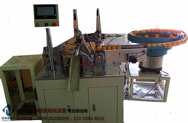 全自动塑胶大喷嘴设备机械-- 东莞市创亮自动化科技有限公司