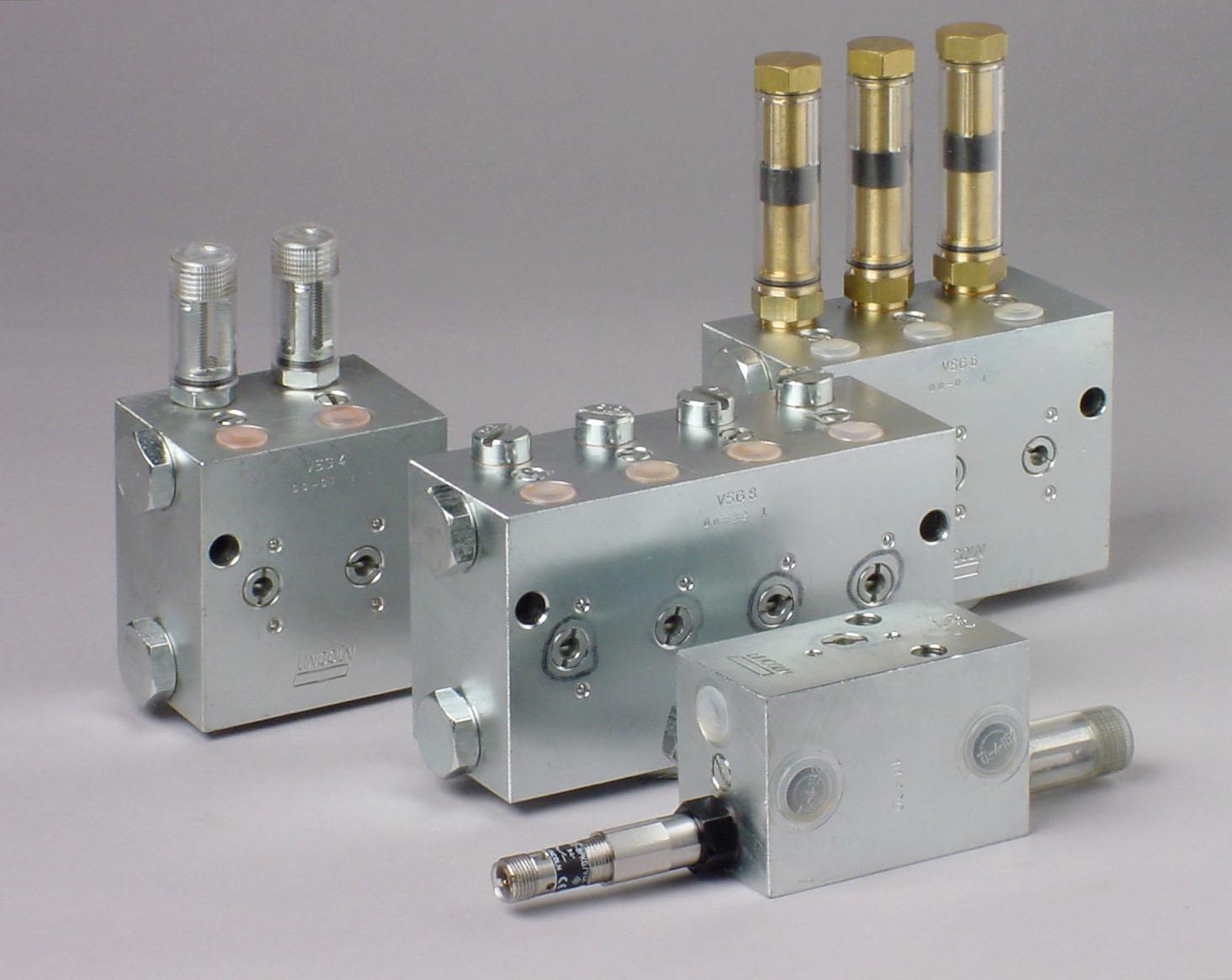 润滑分配器/林肯润滑分配器/双线系统分配器-- 上海诺法机械设备有限公司