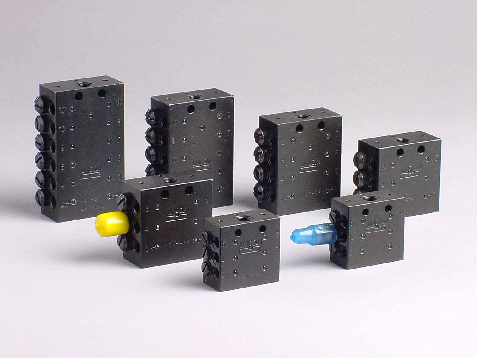 林肯分配器/油脂分配器/潤滑系統分配器-- 上海諾法機械設備有限公司