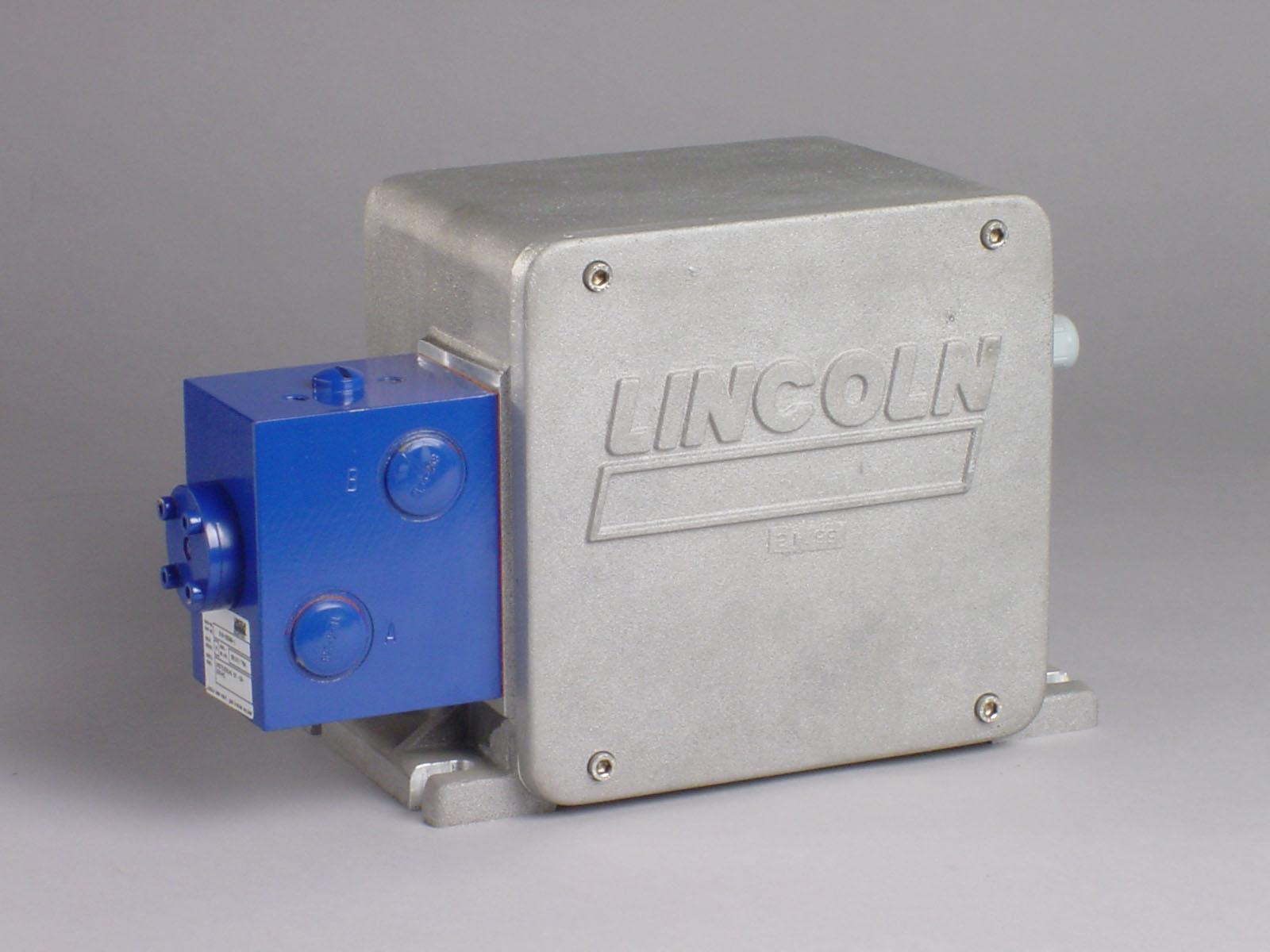 林肯润滑/双线系统泵站/林肯润滑系统-- 上海诺法机械设备有限公司