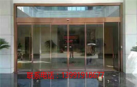 西安感应门/玻璃门价格 西安感应门/玻璃门安装-- 西安德利电动门