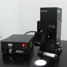 氙灯光源 平行光 点光源 光纤输出-- 北京纽比特科技有限公司