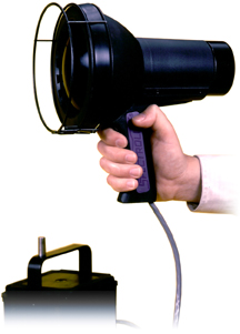 FC-100高强度紫外灯 黑光灯-- 北京纽比特科技有限公司