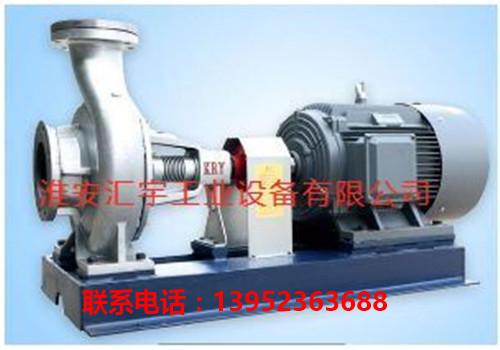 苏热油泵型号价格厂家 江苏热油泵批发-- 淮安汇宇工业设备有限公司