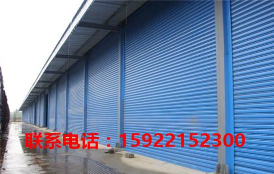 天津电动卷帘门直销 天津高速卷帘门安装-- 天津福瑞林铁艺卷帘门公司