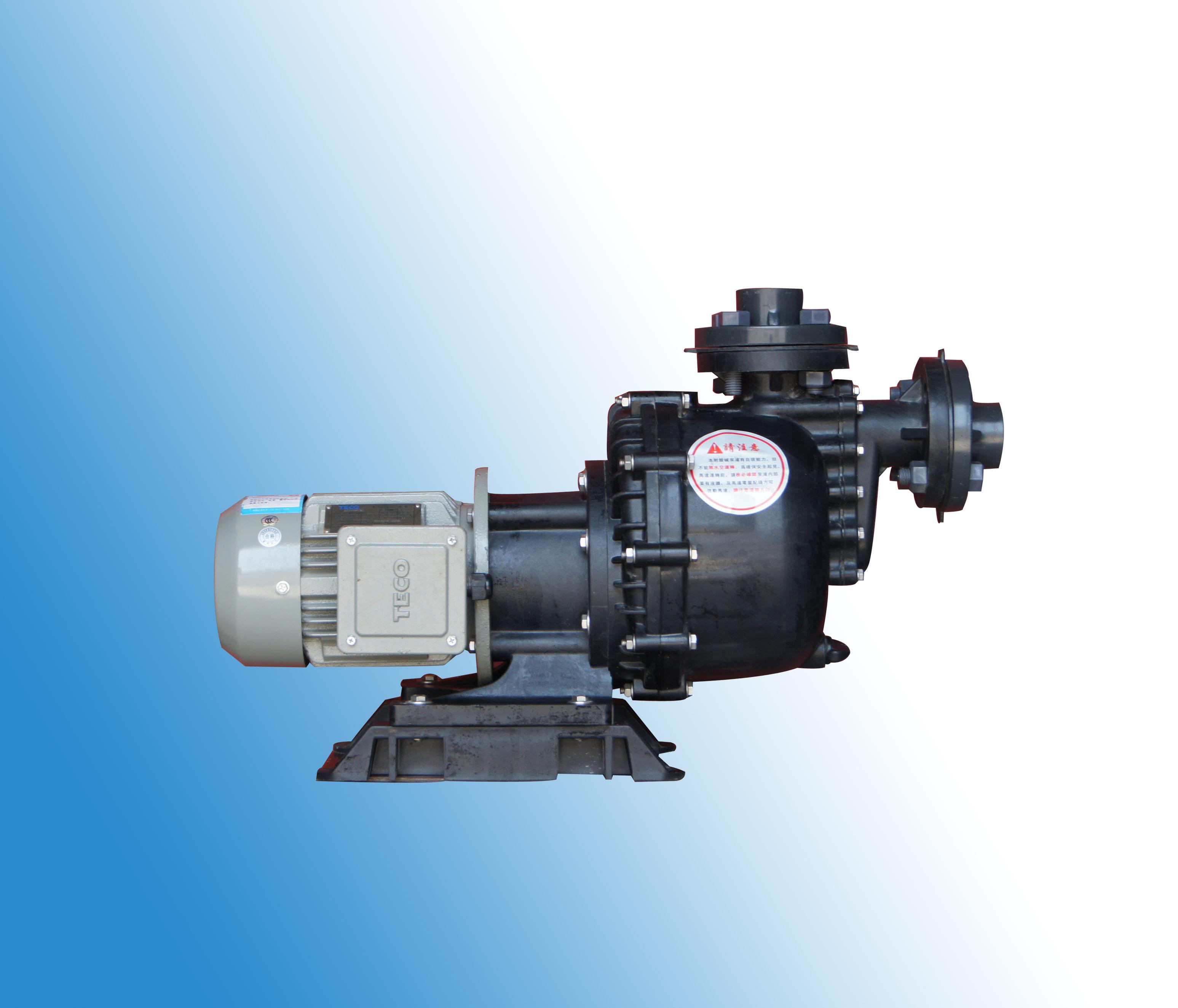 供应耐腐蚀卧式自吸泵-- 淮安汇宇工业设备有限公司