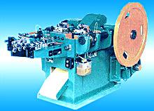 双帽钉制钉机/U型钉制钉机/异型钉制钉机/螺丝钉制钉机-- 巩义市少林机械制造厂