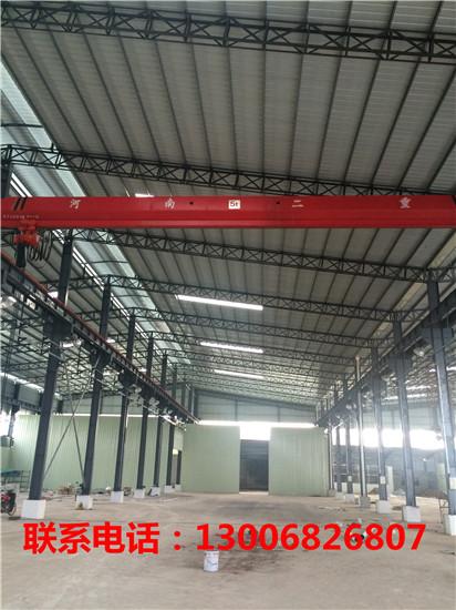东莞单梁起重机设备机械厂家供应商-- 东莞起重机设备有限公司