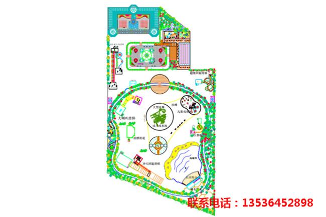 青岛水上乐园规划设计方案 青岛水上乐园规划设计公司-- 青岛金达莱水科技有限公司