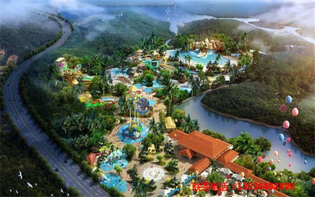 山东水上乐园景观设计公司 山东水上乐园景观设计方案-- 青岛金达莱水科技有限公司
