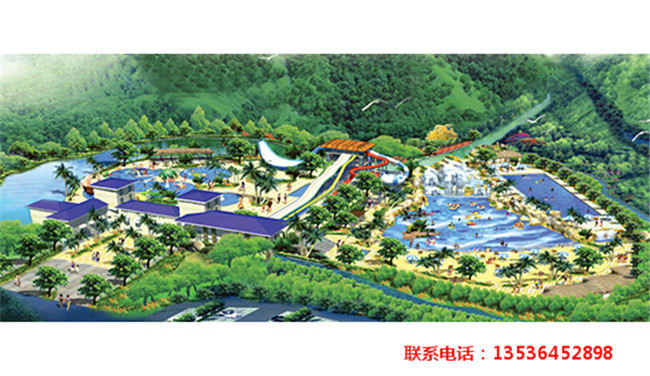 山东水上乐园景观设计公司 青岛水上乐园景观设计方案-- 青岛金达莱水科技有限公司