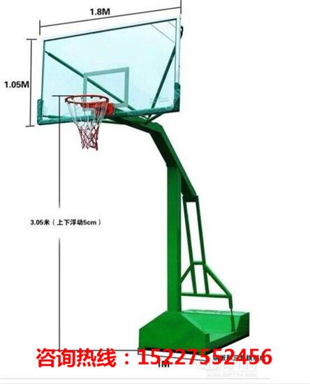 广西有机玻璃篮球架生产厂家 广西有机玻璃篮球架供应商-- 南宁越诚体育器材制造有限公司