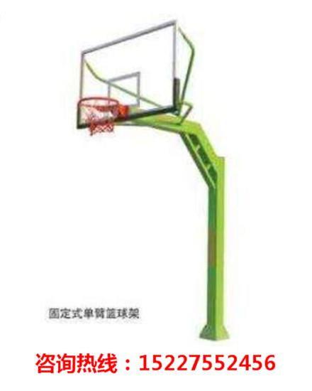 广西室外篮球架生产厂家 广西室外篮球架供应商-- 南宁越诚体育器材制造有限公司