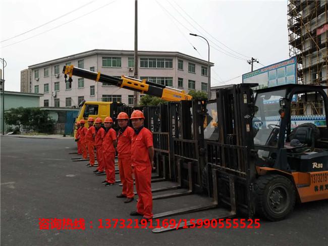 浙江机械搬运价格 宁波机械搬运快捷-- 宁波志诚起重装卸有限公司