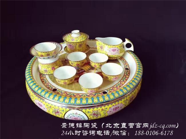 北京景德鎮陶瓷茶具定制廠家 北京景德鎮陶瓷茶具批發價格-- 北京景瓷文化發展有限公司(景德鎮瓷器北京直營)