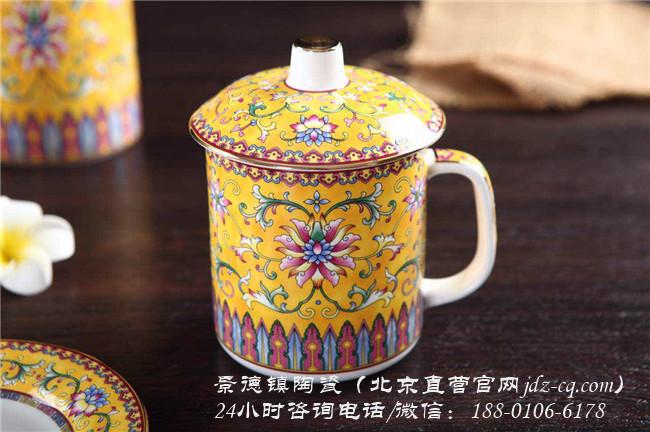 北京景德鎮陶瓷辦公四件套批發價格-- 北京景瓷文化發展有限公司(景德鎮瓷器北京直營)
