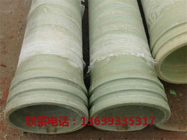 兰州玻璃钢夹砂管道生产厂家 兰州玻璃钢夹砂管道供应商-- 甘肃大军玻璃钢制品有限公司