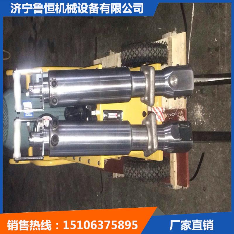 岩石劈裂机 一机两枪电动液压岩石劈裂机-- 济宁鲁恒机械设备有限公司