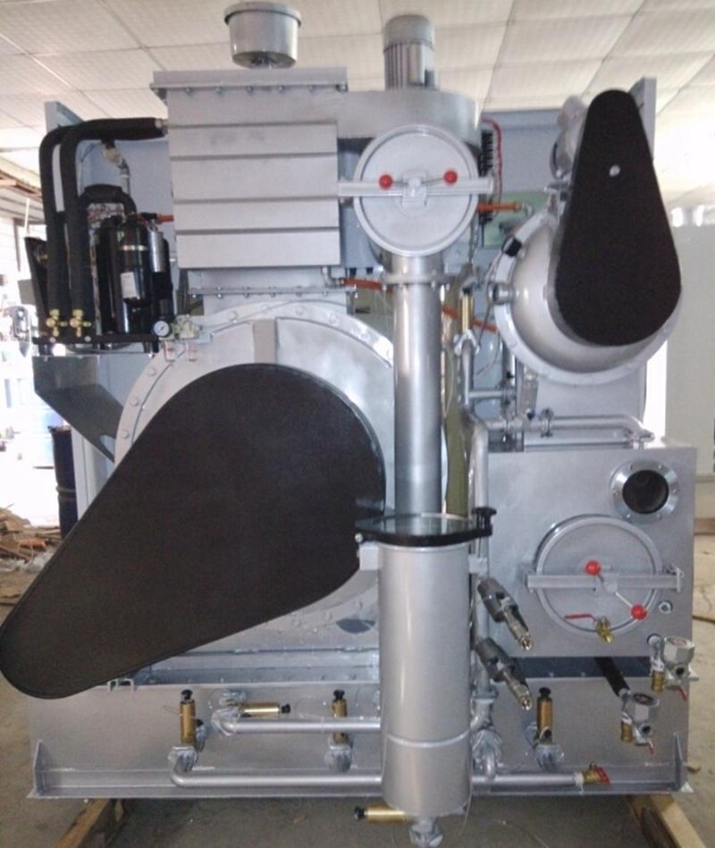 干洗店賓館酒店 干洗機設備 全自動變頻式干洗機 環保型-- 上海衡滌洗滌設備有限公司