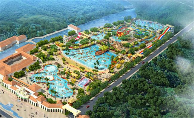 水上乐园景观设计方案 水上乐园景观设计公司-- 青岛金达莱水科技有限公司