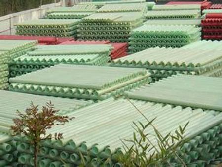 玻璃钢穿线管-- 甘肃大军玻璃钢制品有限公司