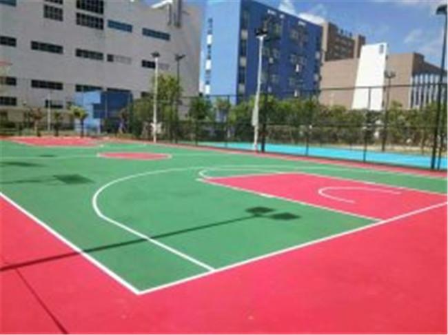 塑胶球场厂家-- 徐州奥星建设工程有限公司