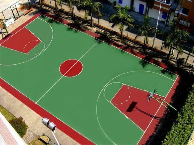塑胶球场-- 徐州奥星建设工程有限公司