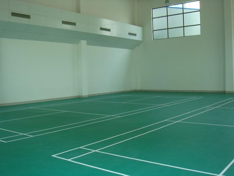 PVC运动地板生产厂家-- 徐州奥星建设工程有限公司