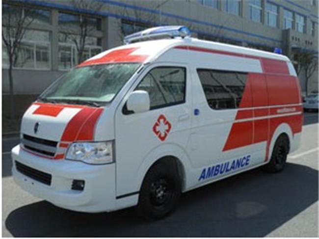 长途运送型救护车租赁 长途运送型救护车出租-- 护缘急救服务中心