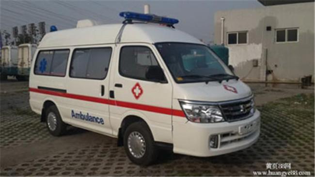 短途运送型救护车租赁 短途运送型救护车出租-- 护缘急救服务中心