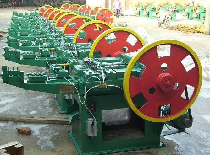 钢钉制钉机配套设备供应商-- 巩义市少林机械制造厂