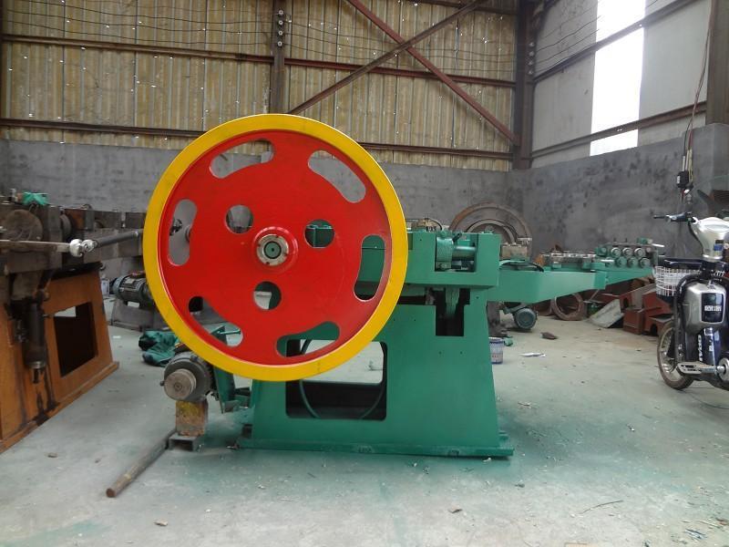 钢钉制钉机配套设备厂家直销-- 巩义市少林机械制造厂
