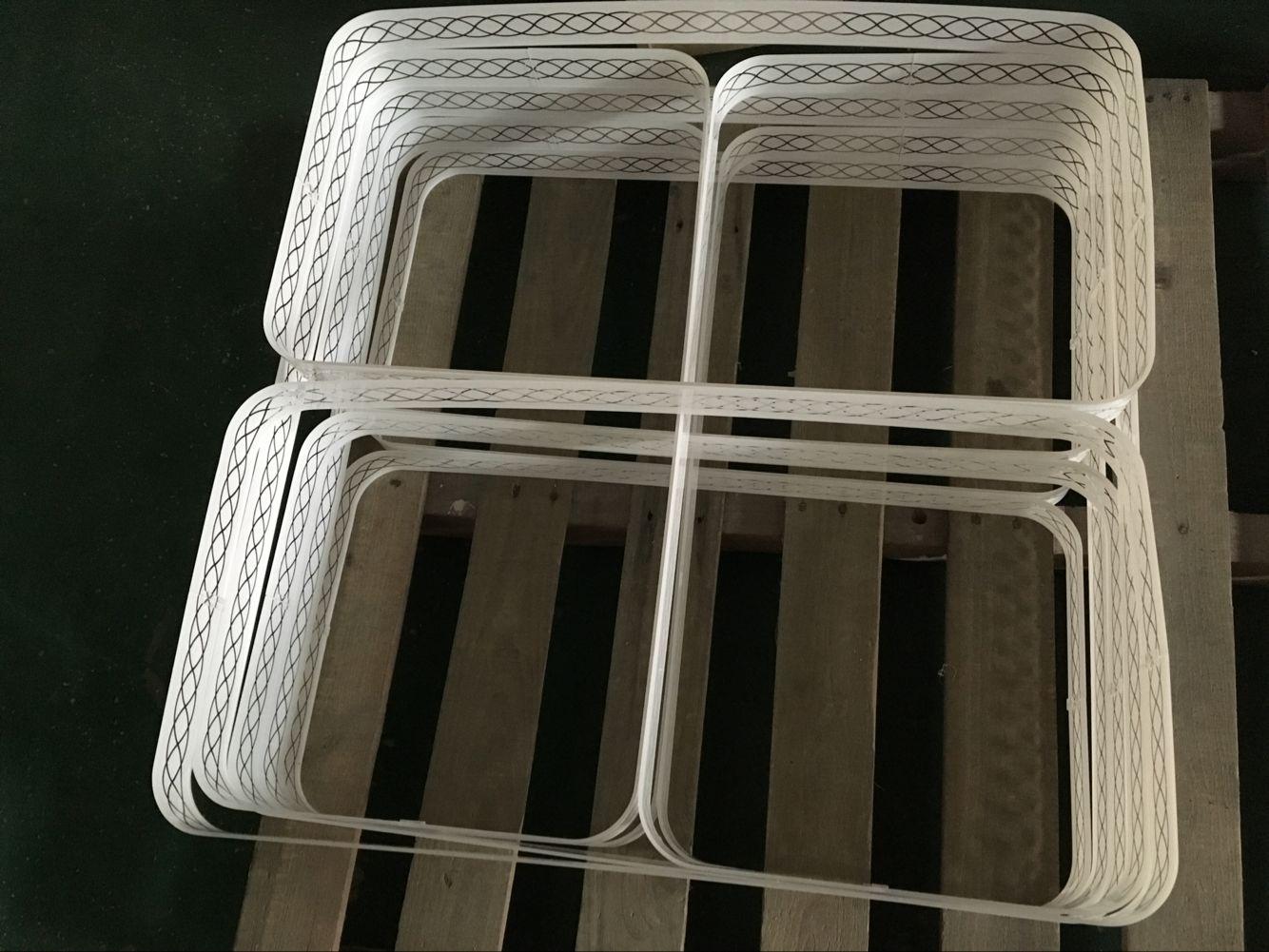 亚克力吸顶灯灯罩生产厂家-- 中山市翔鸿亚克力工艺制品有限公司