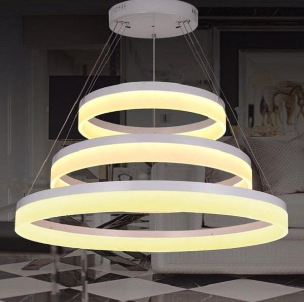 亚克力圆环圆管灯罩供应商-- 中山市翔鸿亚克力工艺制品有限公司