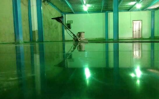 彩色密封固化剂厂家-- 东莞市耐德地坪工程有限公司