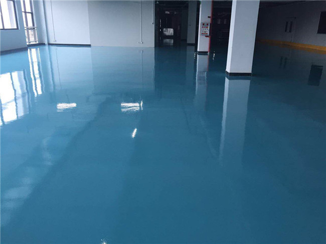 环氧滚涂地坪厂家-- 东莞市耐德地坪工程有限公司