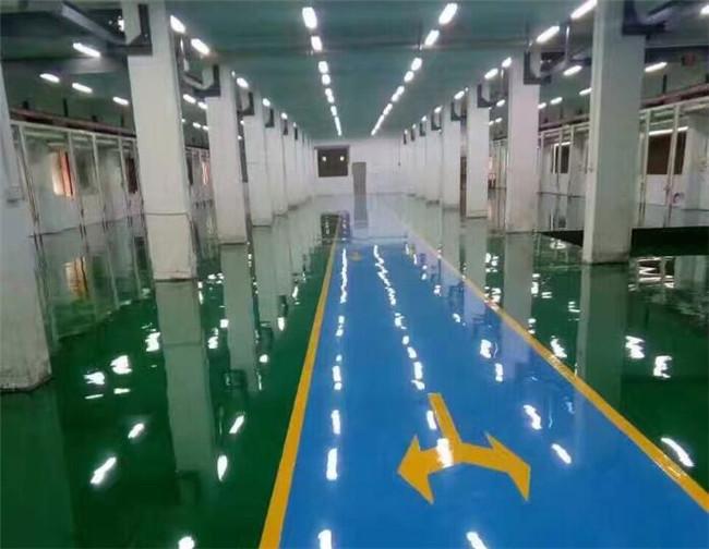 环氧耐磨停车场地坪批发-- 东莞市耐德地坪工程有限公司