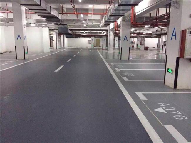 环氧耐磨停车场地坪供应商-- 东莞市耐德地坪工程有限公司