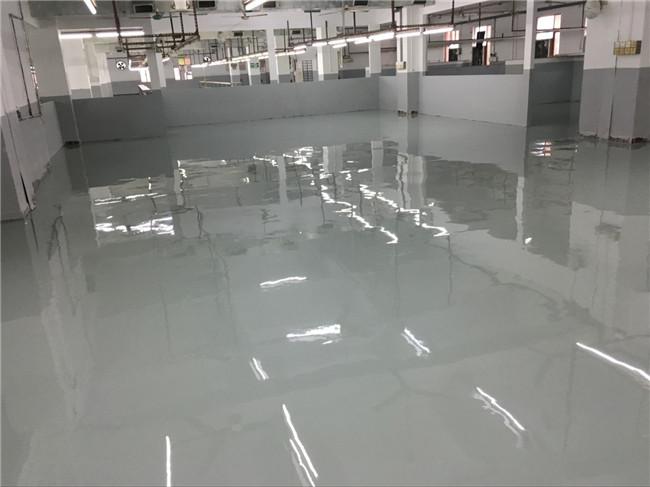 环氧自流平地坪采购-- 东莞市耐德地坪工程有限公司