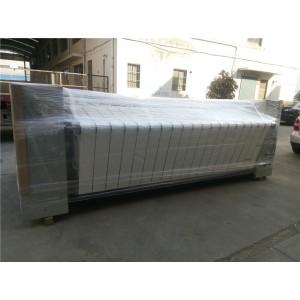 洗涤厂宾馆酒店布草床单熨烫设备 全自动变频烫平机生产厂家