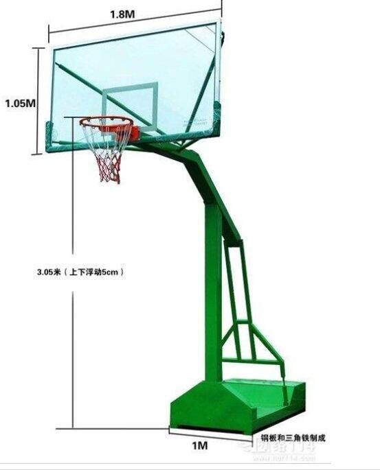 有机玻璃篮球架生产厂家-- 南宁越诚体育器材制造有限公司