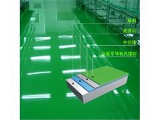 防静电自流平地坪-- 宁波新安环氧地坪有限公司